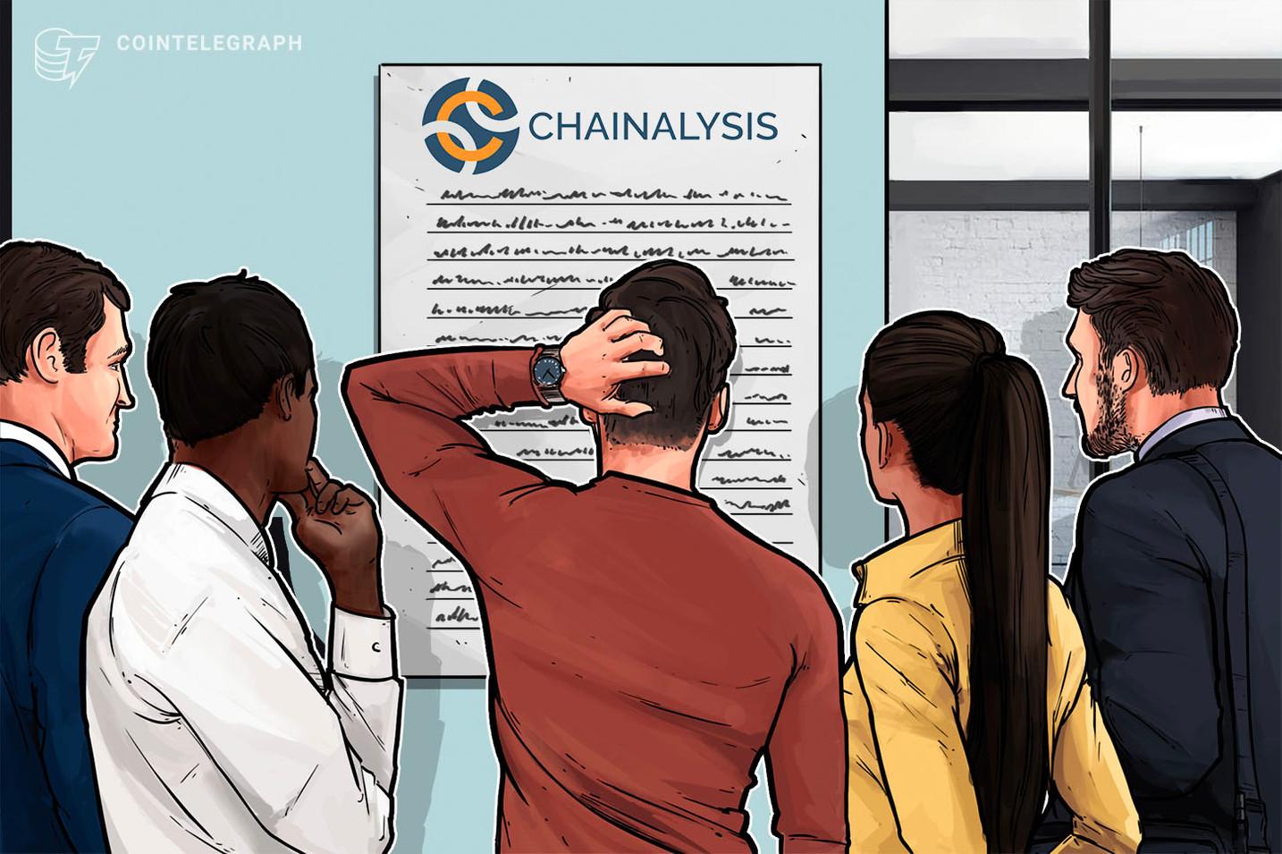 Chainalysis: licenziati 39 dipendenti per incrementare i margini di profitto