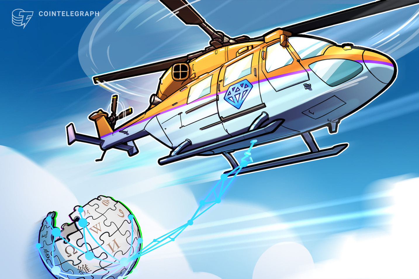 Decentralized blockchain project launches contest to build next Wikipedia