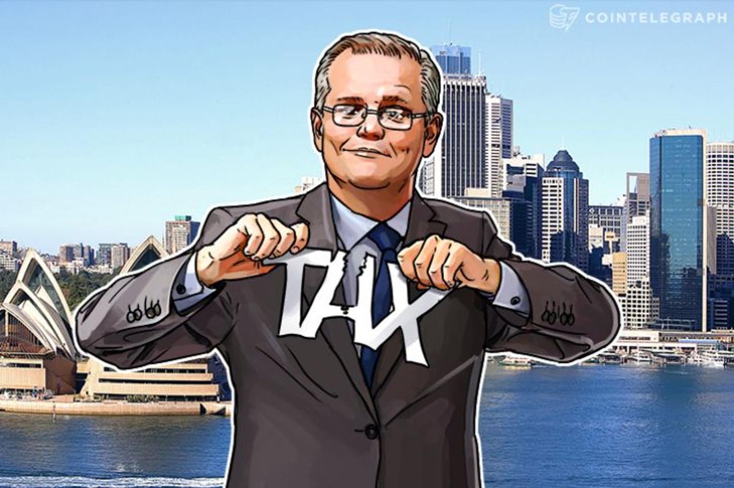 """Australija: """"Nećemo oporezovati digitalne valute"""""""