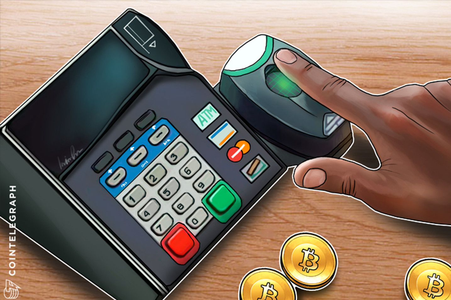India to Take Money Past Bitcoin into Biometric Scans For Every Citizen