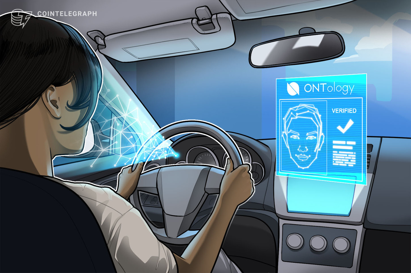 How a decentralized identity platform could transform driving forever