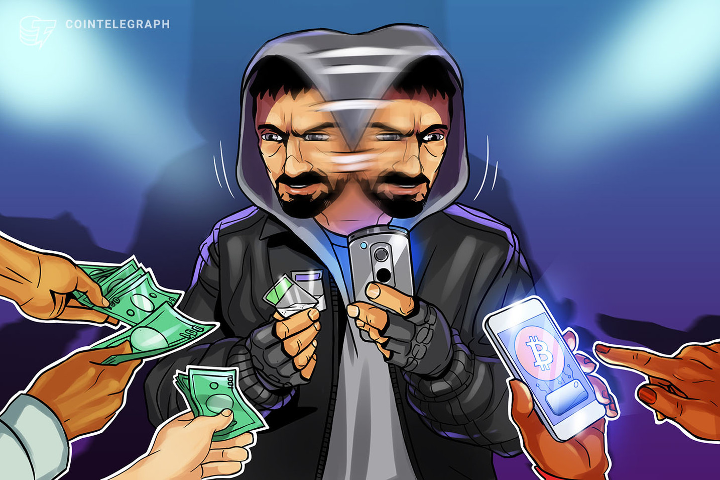 Crypto, Cash and Drugs: Crypto Use Grows as Drug Trade Digitalizes