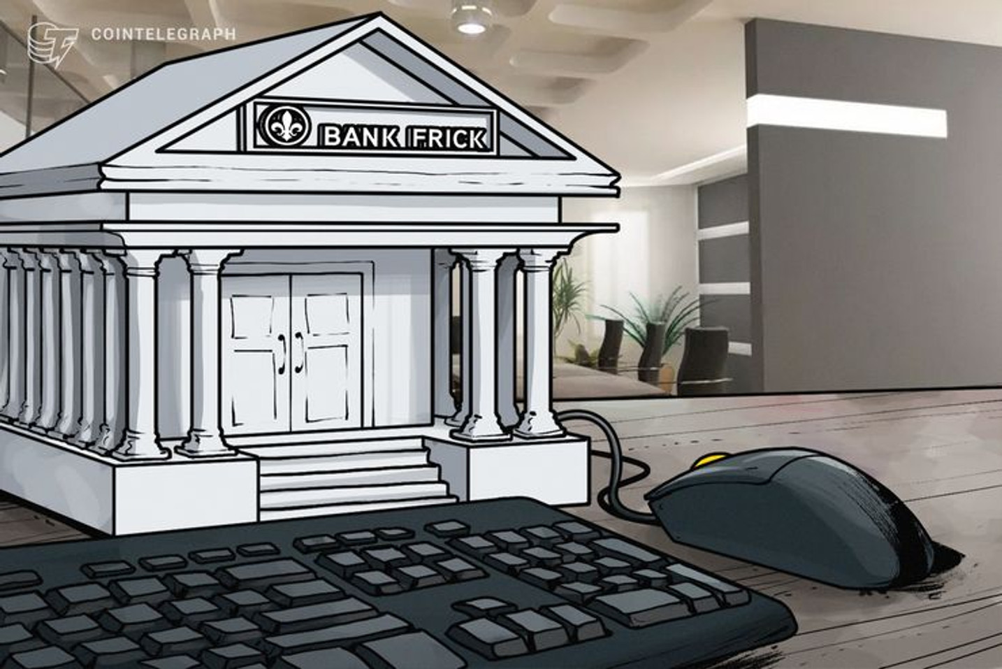 Bank Frick 2018 trotz Krypto-Baisse mit höheren Erträgen