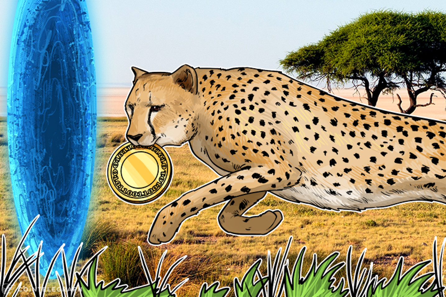 Cryptocurrency Can Leapfrog Africa Into Future