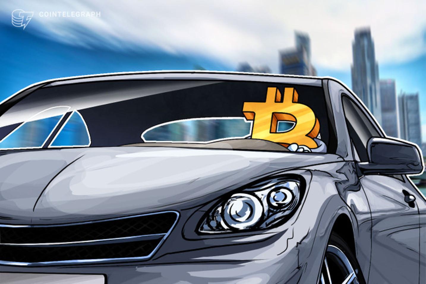 Plataforma de compra y venta de vehículos en España acepta criptomonedas