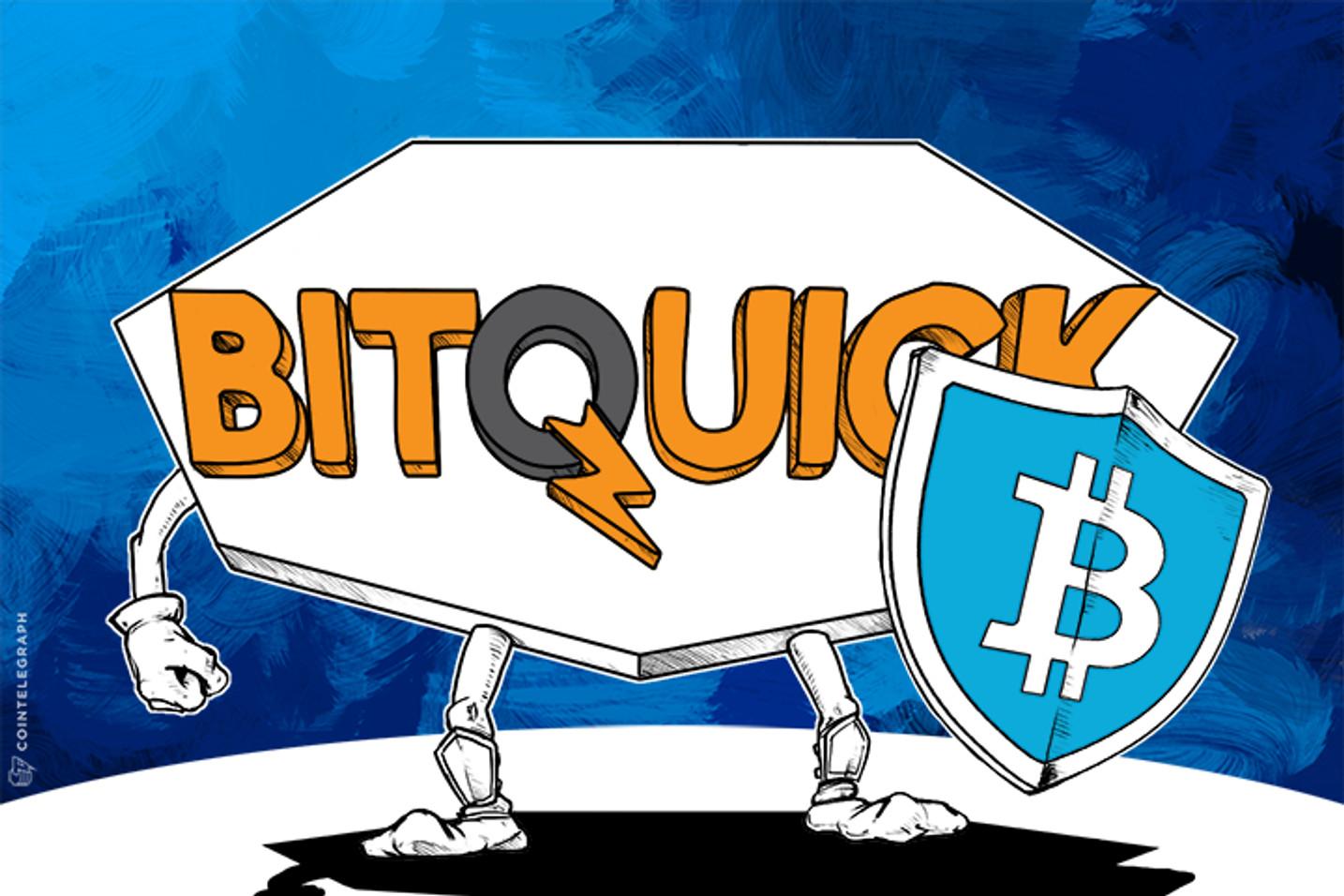 BitQuick Implements P2SH Multisig Escrow Addresses Through BitGo