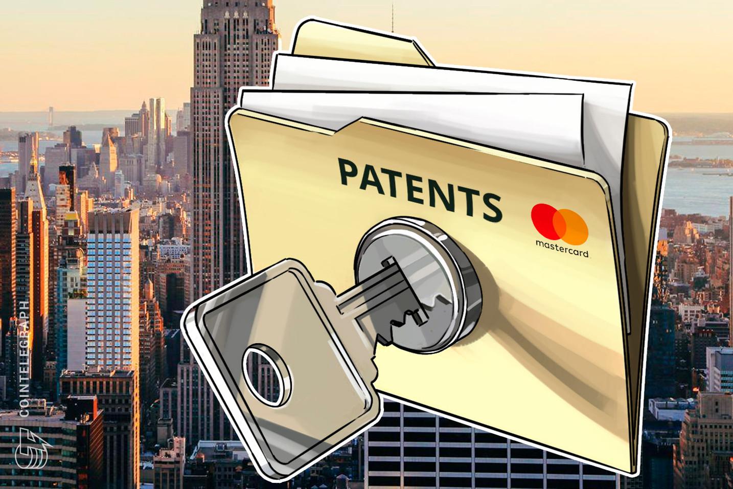 MasterCard publica patente para acelerar la activación del nodo Blockchain