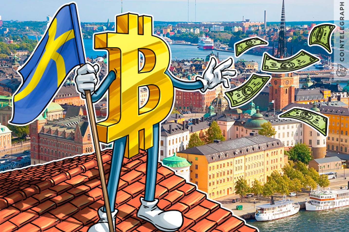 Demand For Bitcoin is Rapidly Rising in Swedish Stock Market: Reasons & Trends