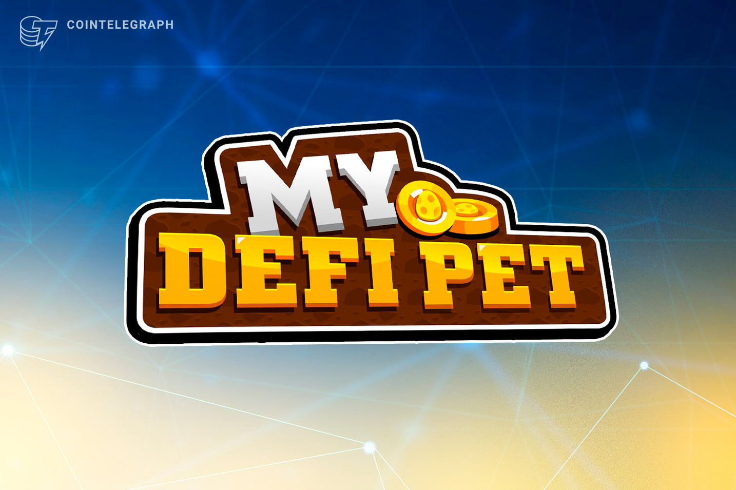 My DeFi Pet — A virtual pet game with actual values