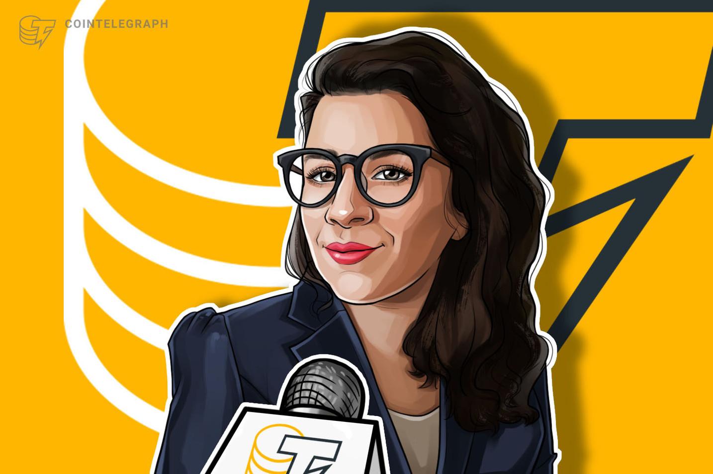 """Marie Tatibouet, CMO de Gate.io: """"El mercado cripto en Latinoamérica está en expansión"""""""
