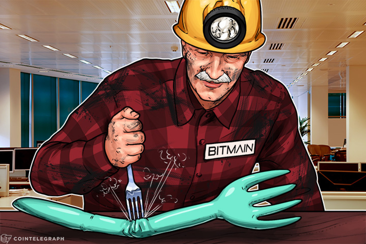 Bitmain: Bitcoin Cash Hard Fork Merely Contingency Plan for UASF
