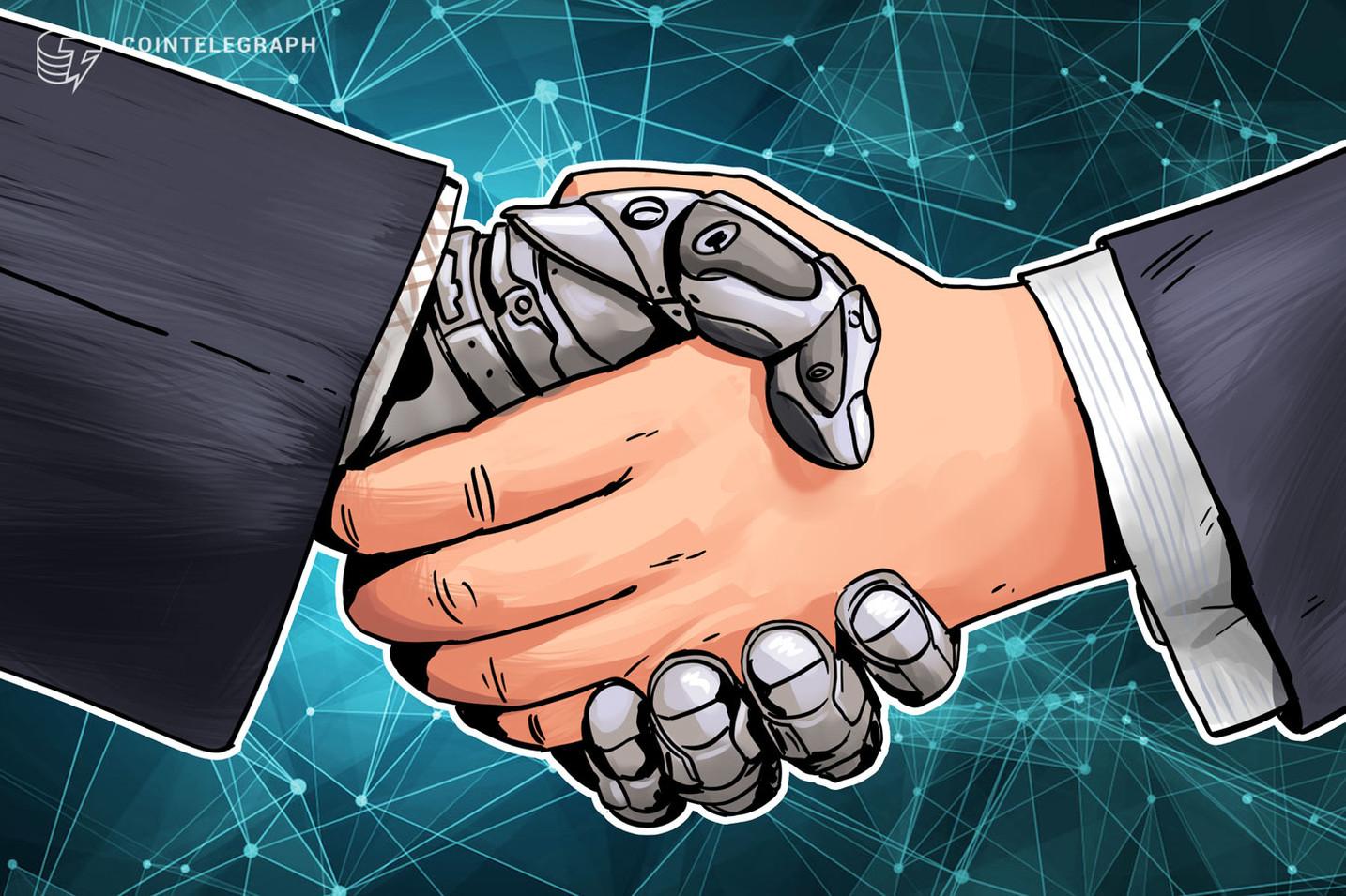 Robotik-Start-up aus Karlsruhe plant automatisierten Einzelhandel auf Blockchain-Basis