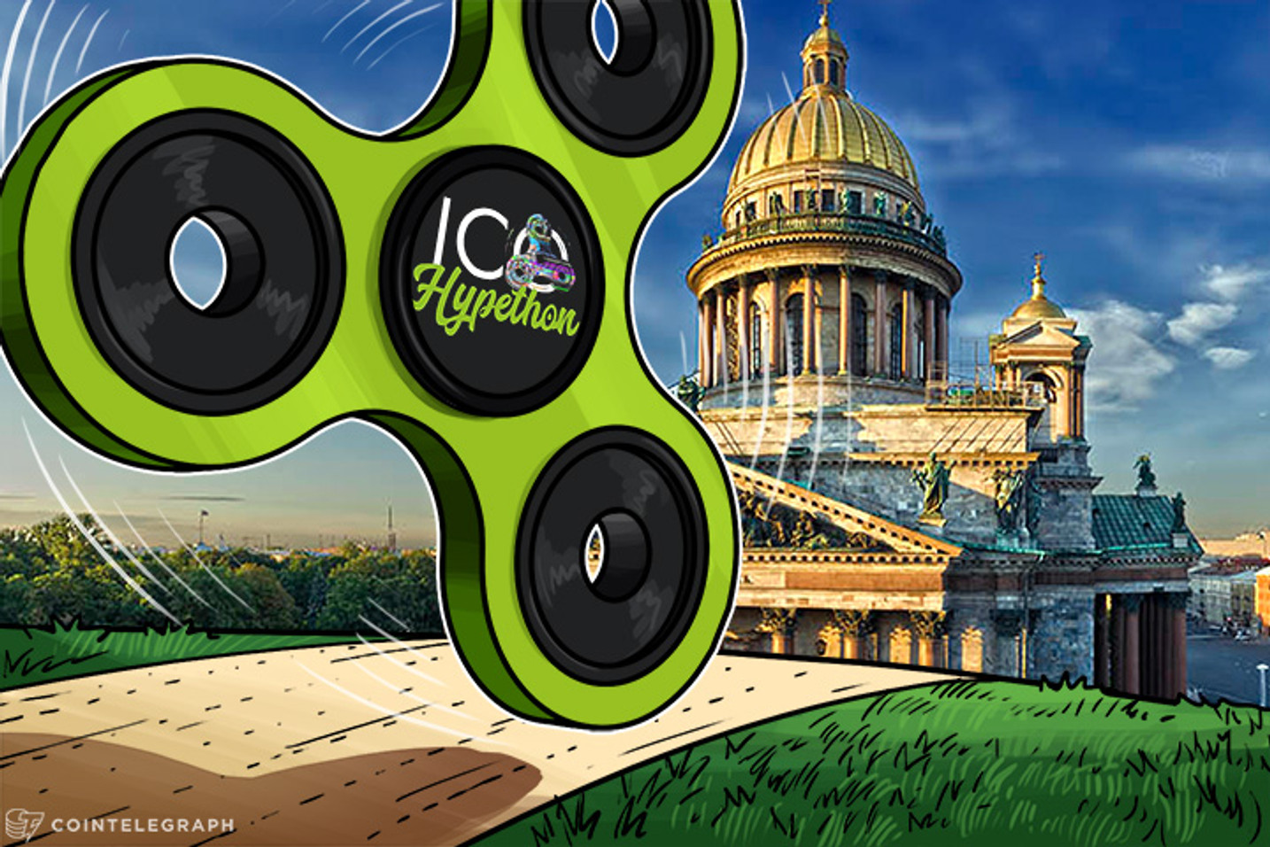 Hypethon in St Petersburg, Russia Will See Dozens of Pre-ICOs in Just 48 Hours