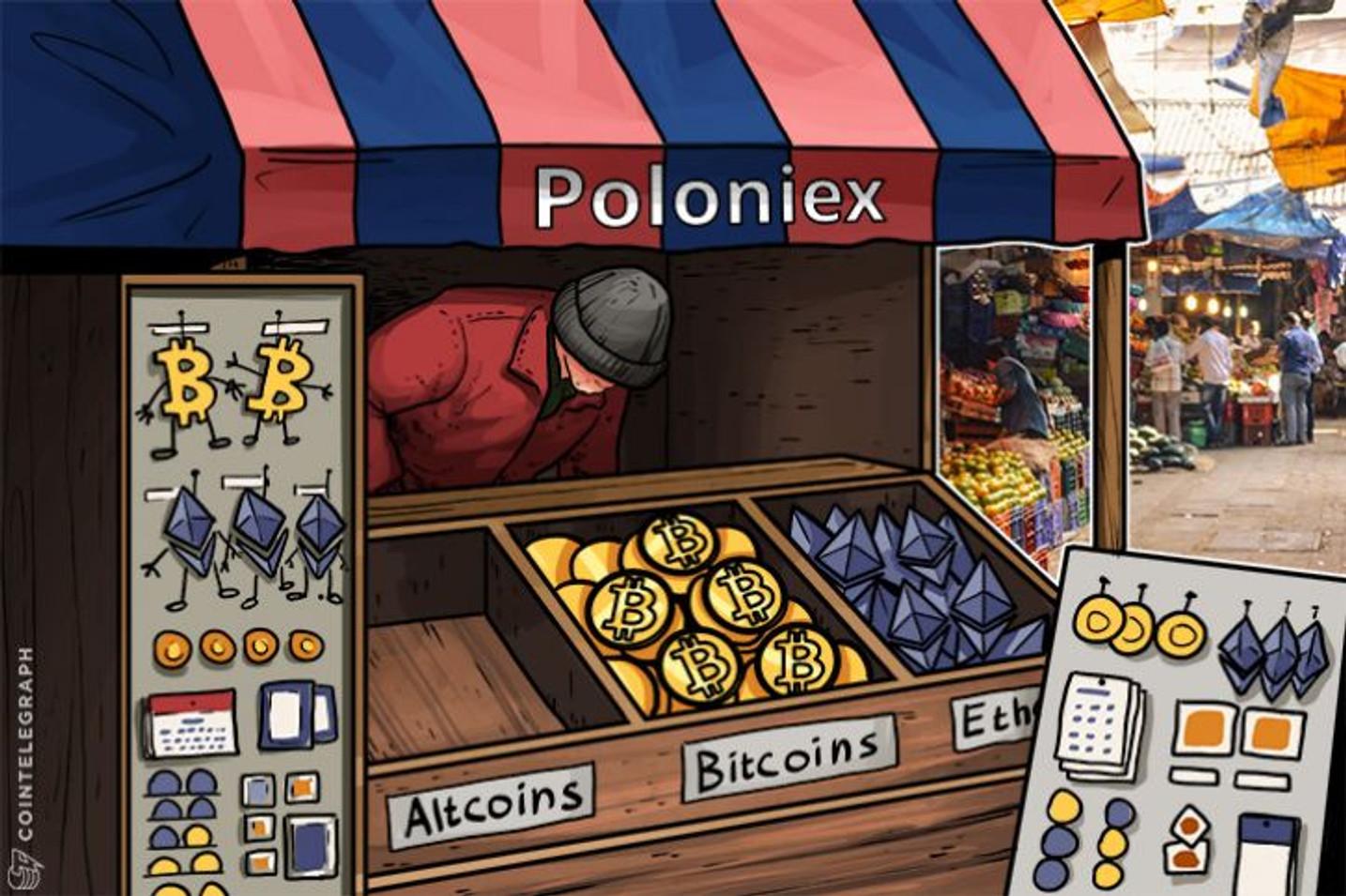 Poloniex Displaying Incorrect Customer Balances, Experiences Customer Service Woes