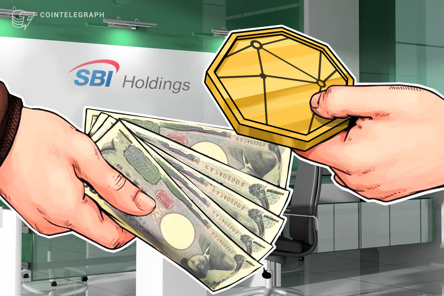 SBI Holdings lancerà il suo exchange di criptovalute quest'estate