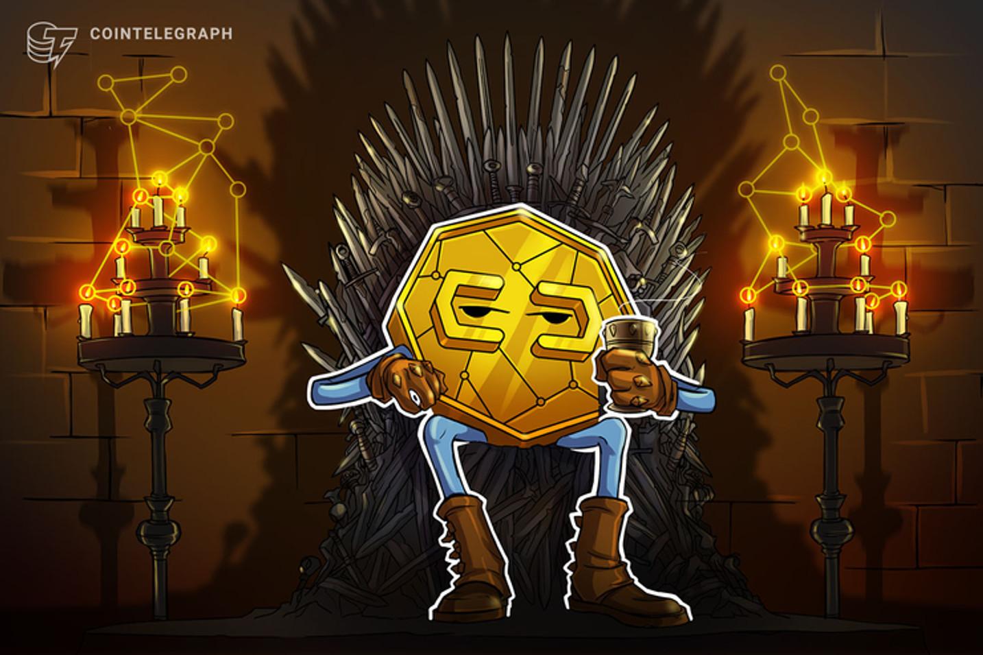 Juego de nodos - ¿Quién ganará el trono digital?