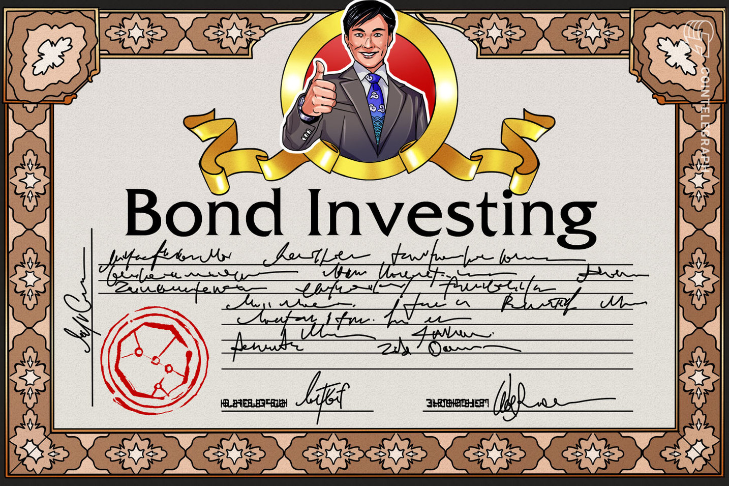 低リスクで投資できる!債券投資について解説