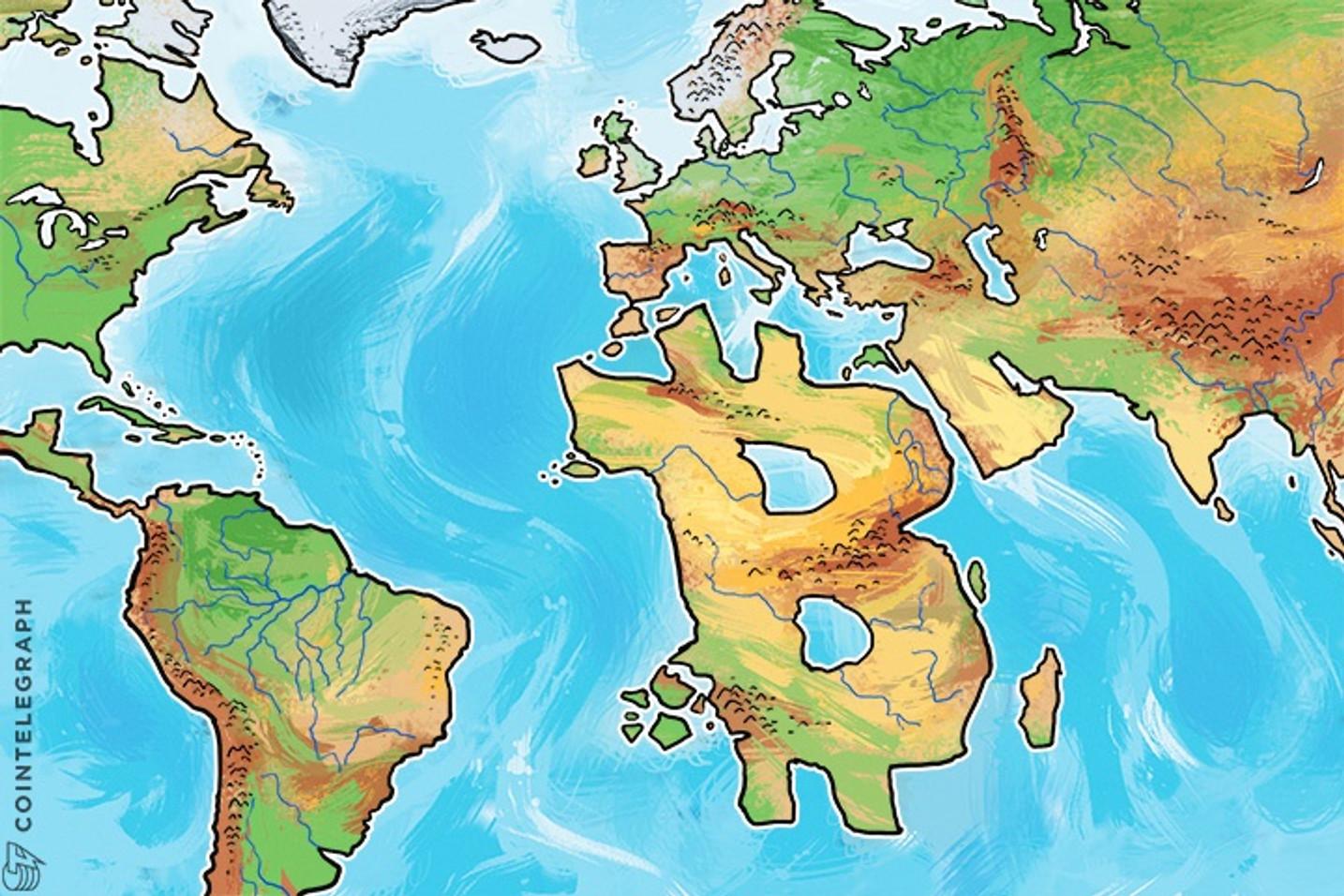 Una revolución africana que nace bajo la sombra de Bitcoin y Blockchain