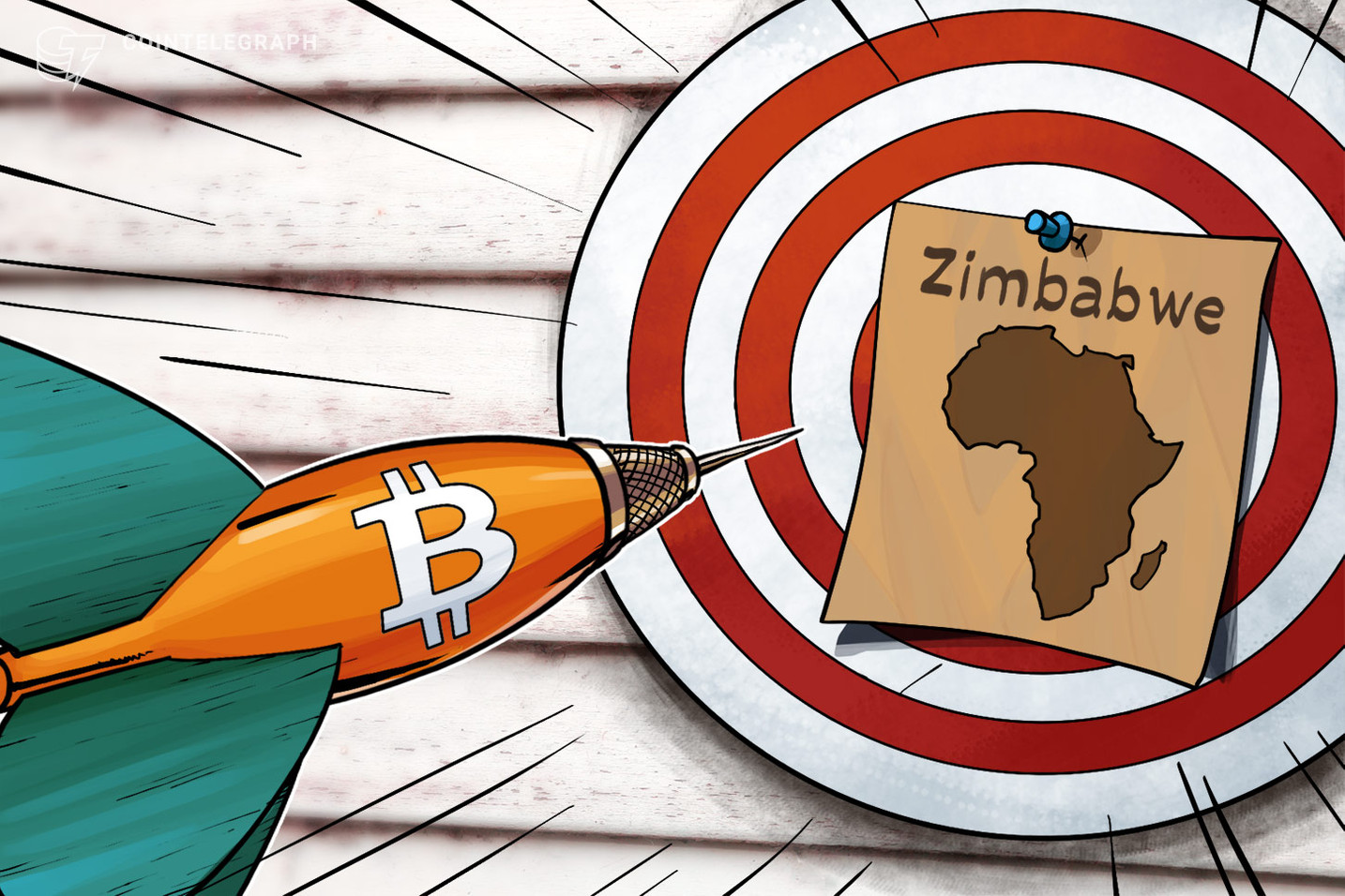 BTC Peer-to-Peer Trading Rises Amid Ban on USD in Zimbabwe: Report