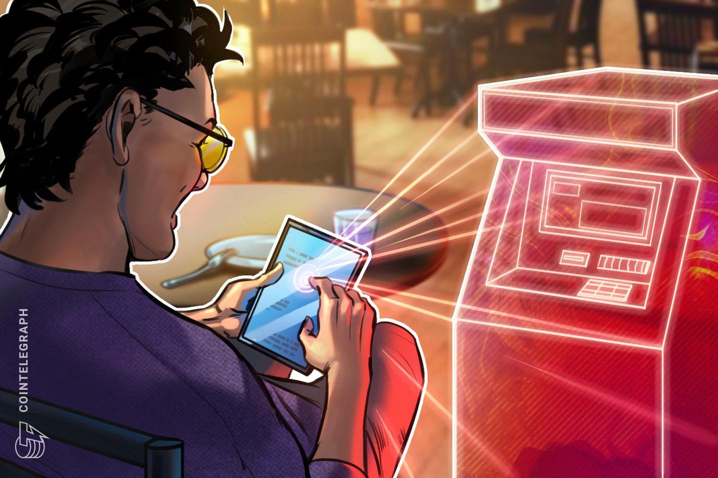 Großer saudischer Geldautomaten-Dienstleister arbeitet mit Blockchain-Identitätsplattform zusammen