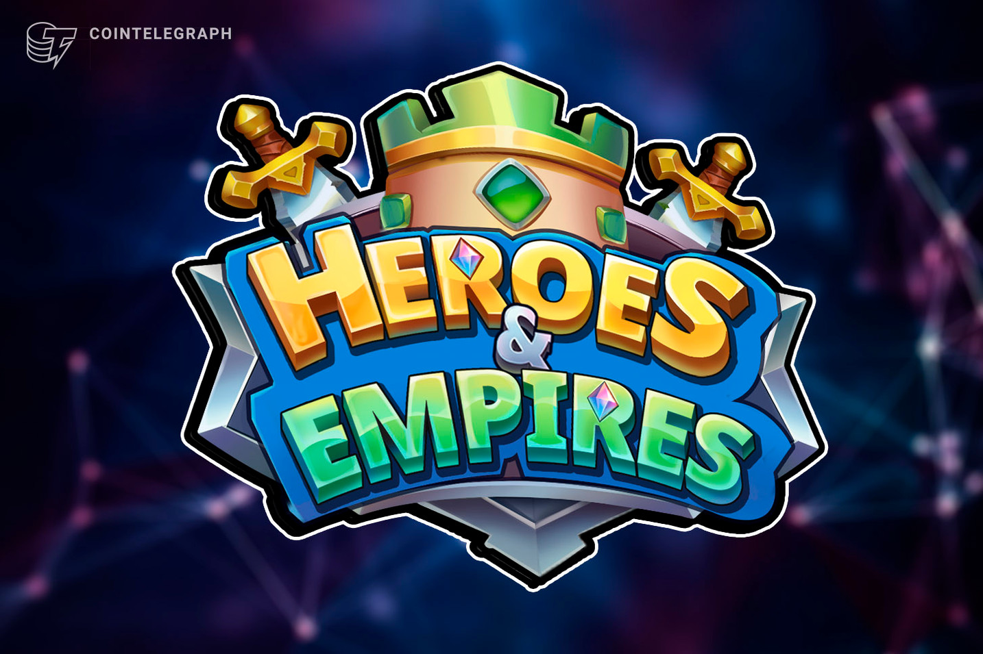 Blockchain based play-to-earn game 'Heroes & Empires' raised $1.5 M