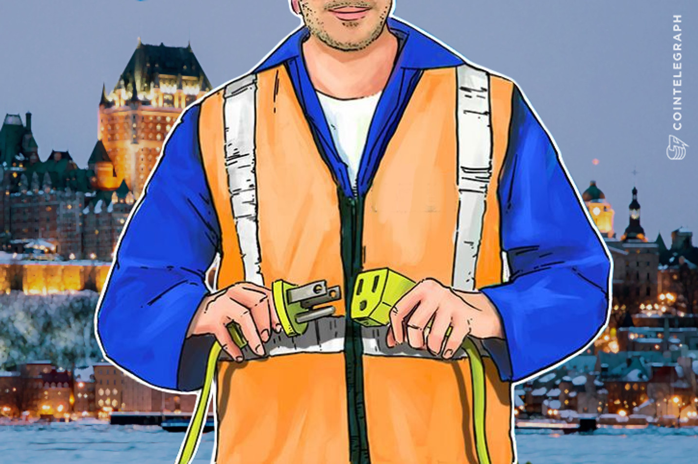 """Quebec: """"No estamos interesados"""" en minería de Bitcoin sin """"valor añadido"""""""