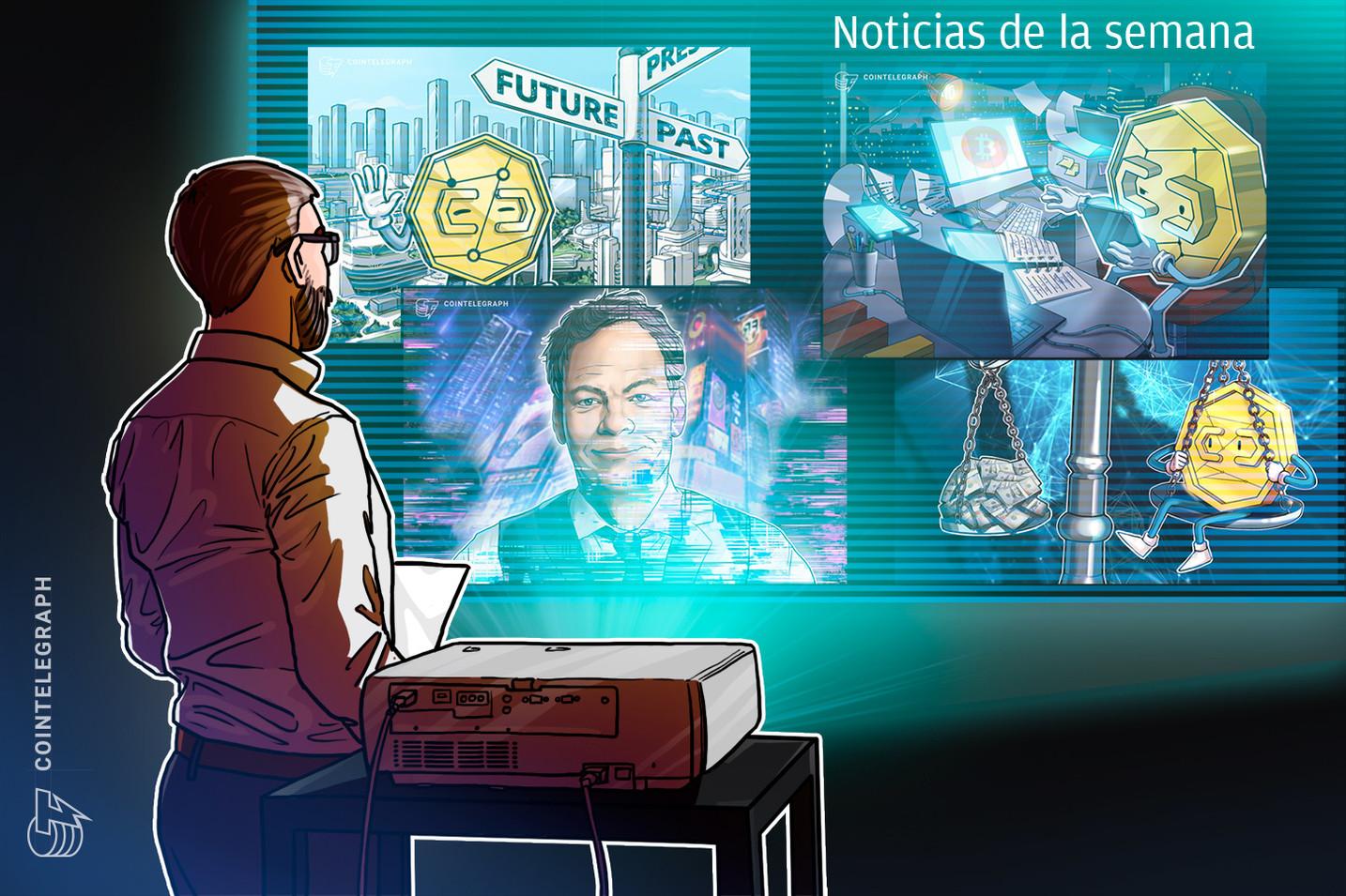 Top criptonoticias de la semana: Max Keiser viendo el precio de Bitcoin en 28.000 dólares, el futuro del dinero y mucho más