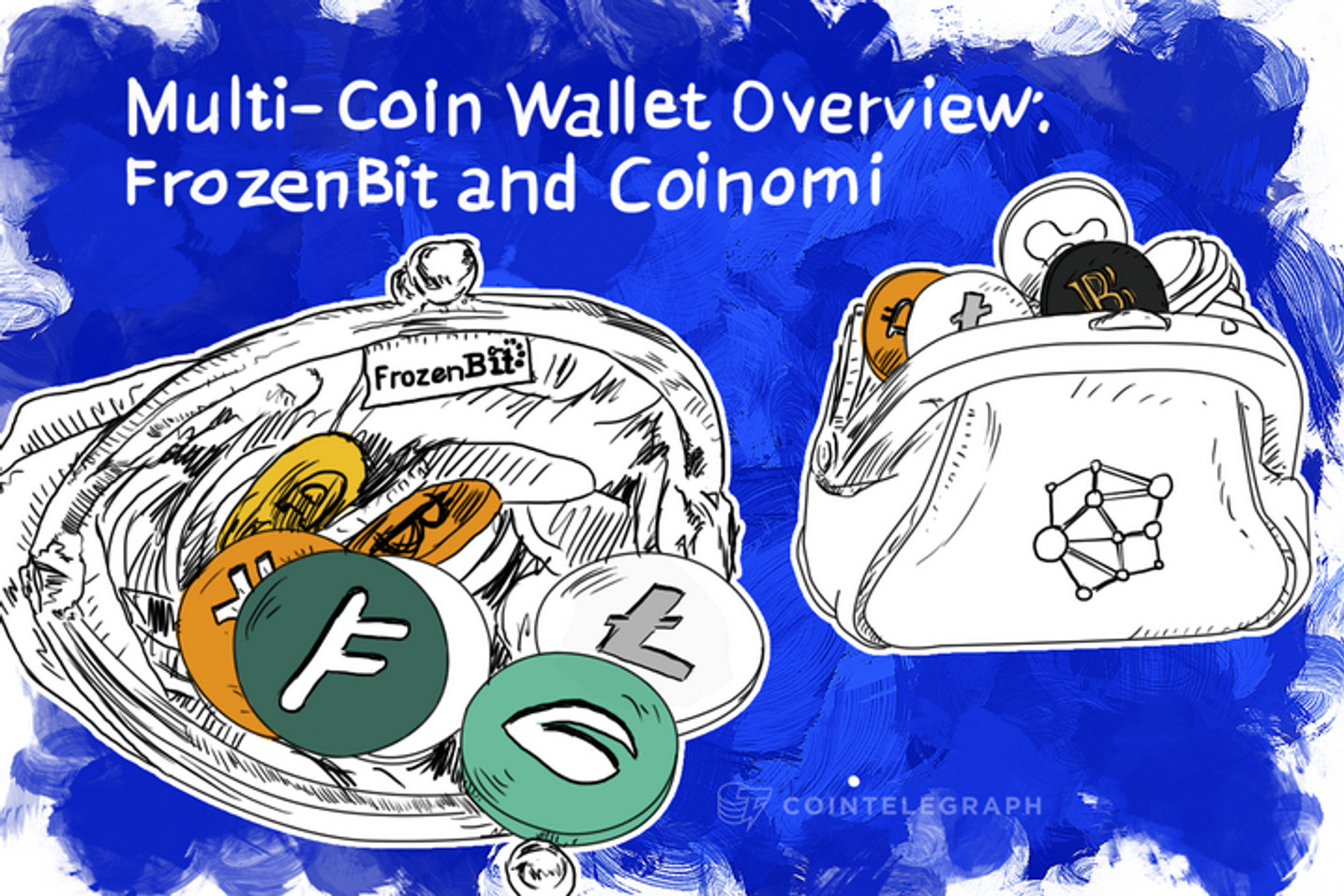 Multi-Coin Wallet Overview: FrozenBit and Coinomi