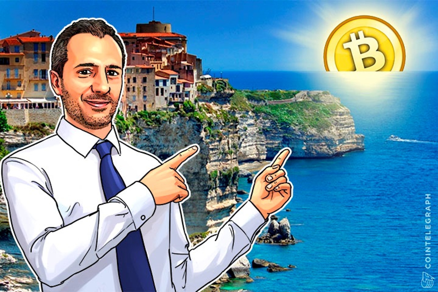 "Bitcoin Revolution Hits ""The Lonely Planet"""