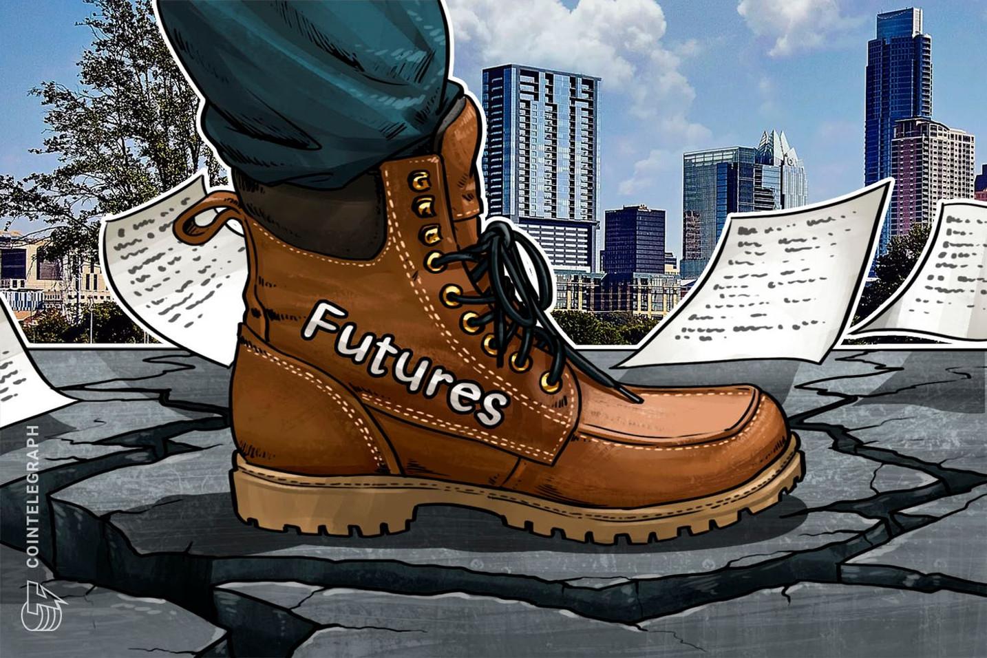 仮想通貨資産運用のレジャーX、現物受け渡しのビットコイン先物を計画