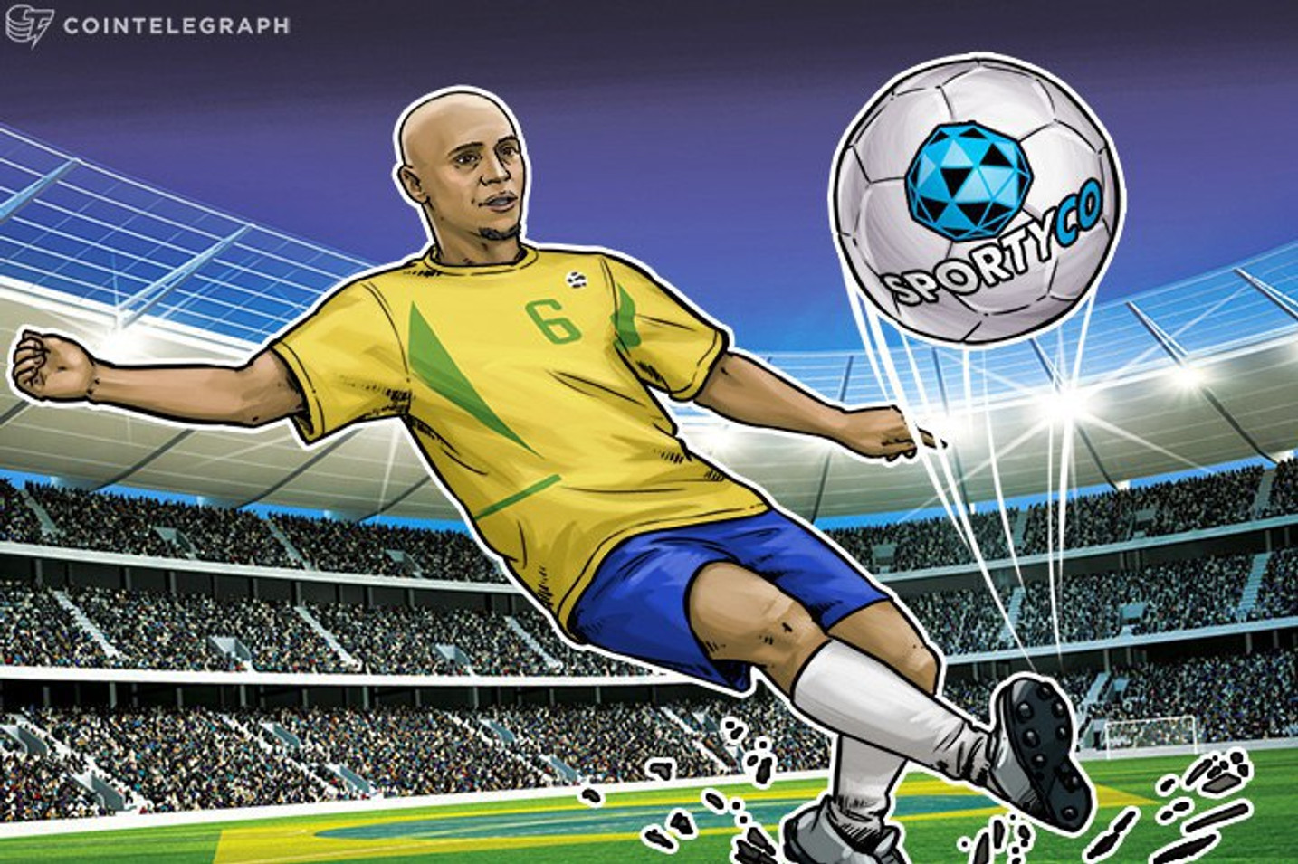 Blockchain Platform To Help Promising Athletes To Jump Financial Hurdles