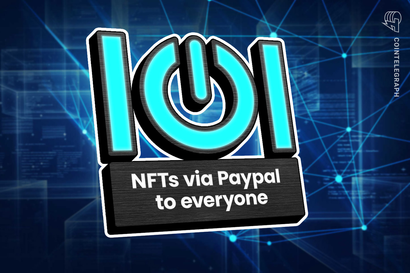 IOI runs NFTs gaming platform with Polygon and PayPal option