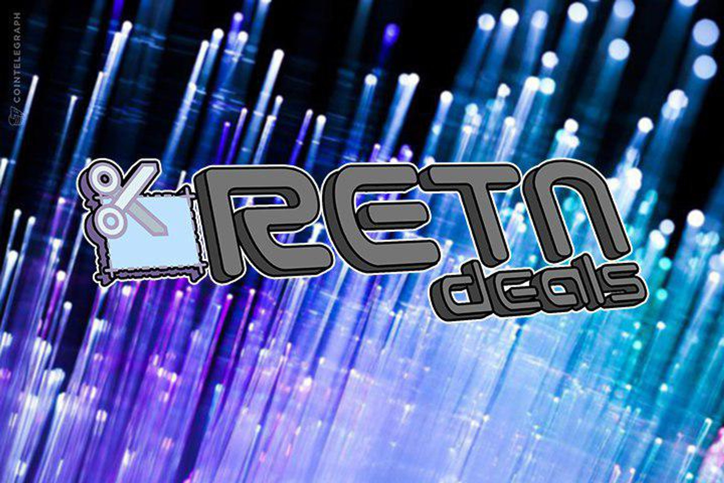 World's 1st Crypto Cashback - RETN Deals - Now Live