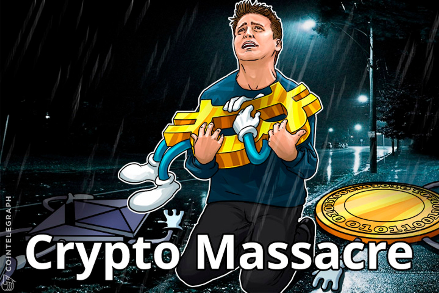 Crypto Massacre: Why Bitcoin, Altcoin Prices Suddenly Declined