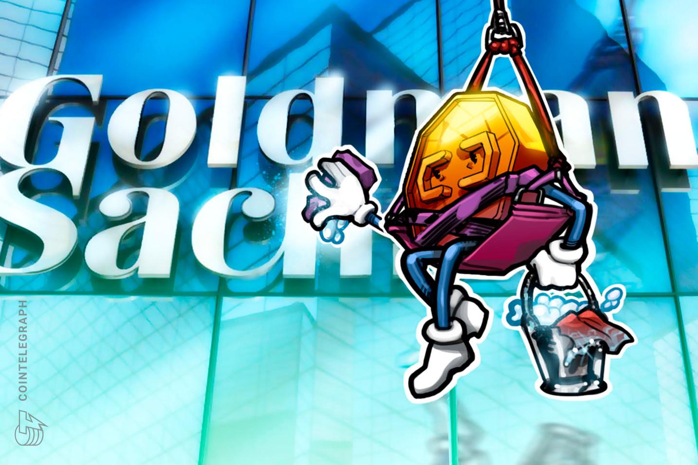 Las opiniones de Goldman Sachs y Bloomberg son contrarias respecto a Bitcoin
