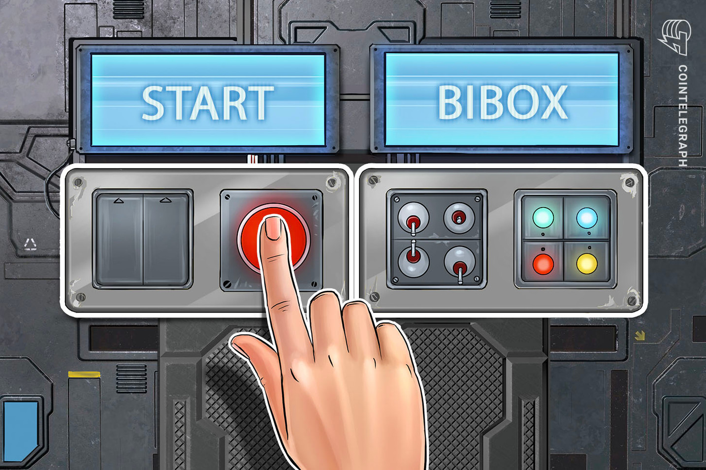 Bibox Crypto Exchange Rolls Out Blockchain Project Incubator