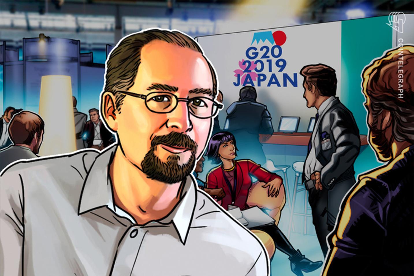 Adam Back, CEO de Blockstream: 'Nada está por encima de Bitcoin, ni CBDC, ni stablecoins'