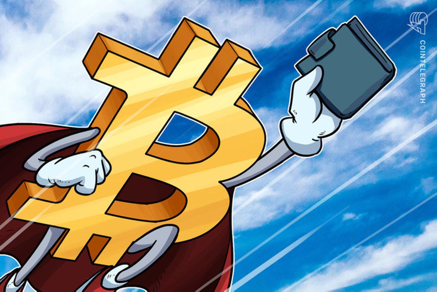Indice de búsqueda de Bitcoin en las principales plataformas de medios sigue en aumento mientras el precio de Bitcoin llena la brecha de los CME