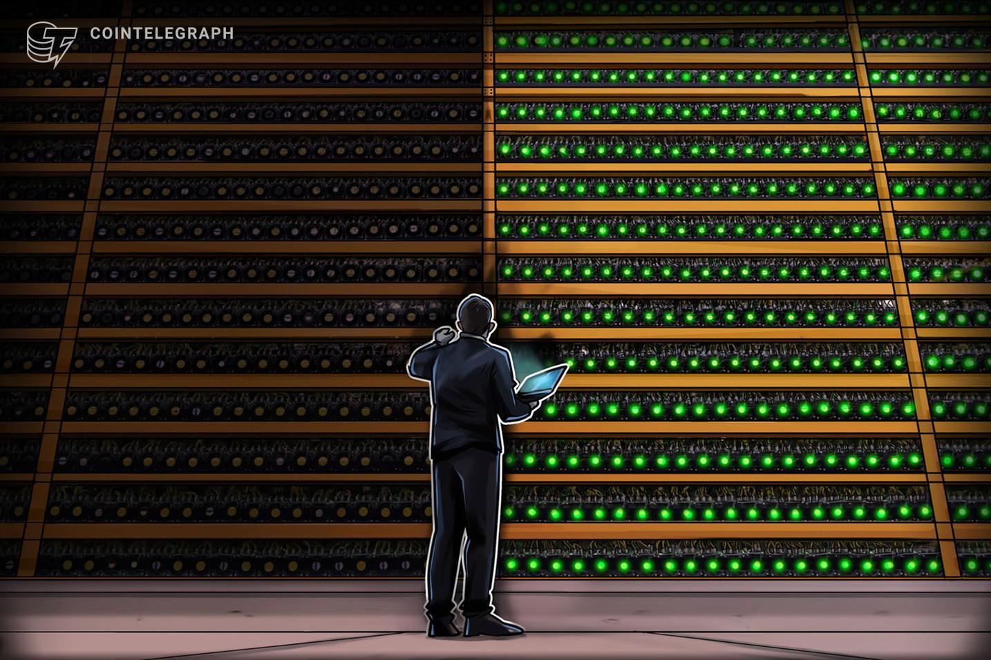 شركة بلوكتشين أمريكية تشتري ١٧ ألف جهاز لتعدين بيتكوين من بيتماين