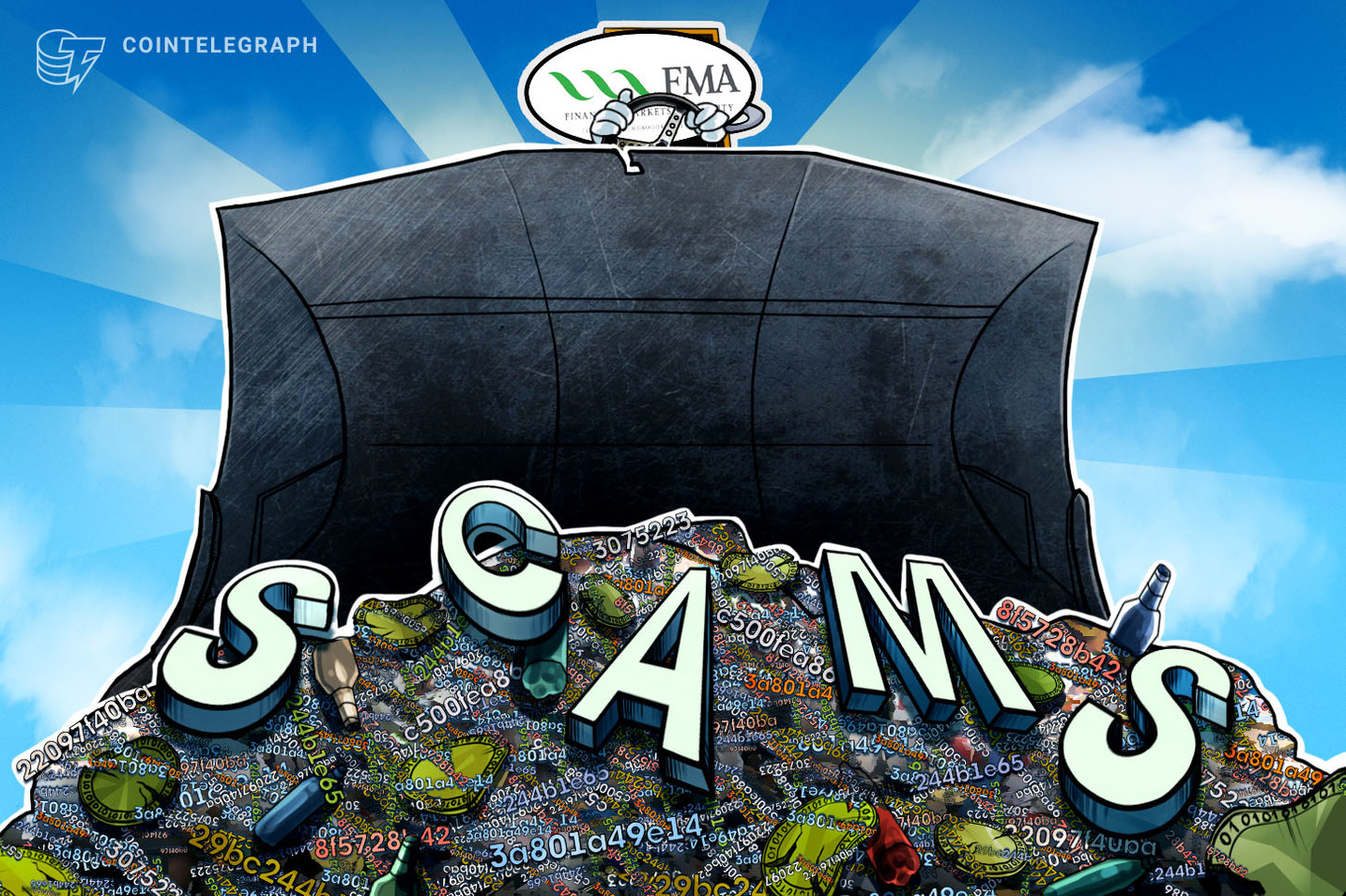 New Zealand: Financial Authority Blacklists Another Three Crypto Platforms Marked as 'Suspected Scams'