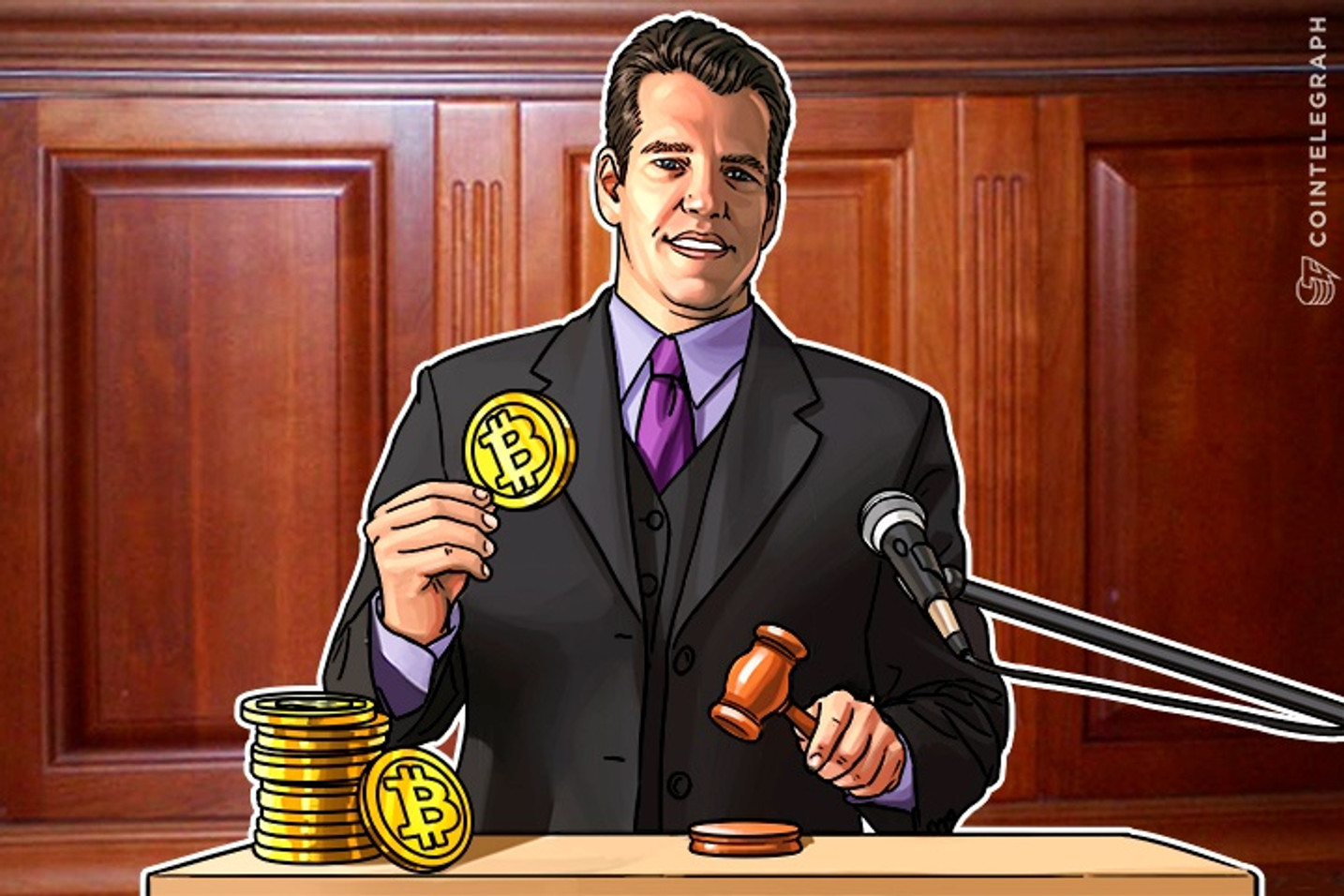 Winklevoss's Gemini Launches First-Ever Daily Bitcoin Auctions