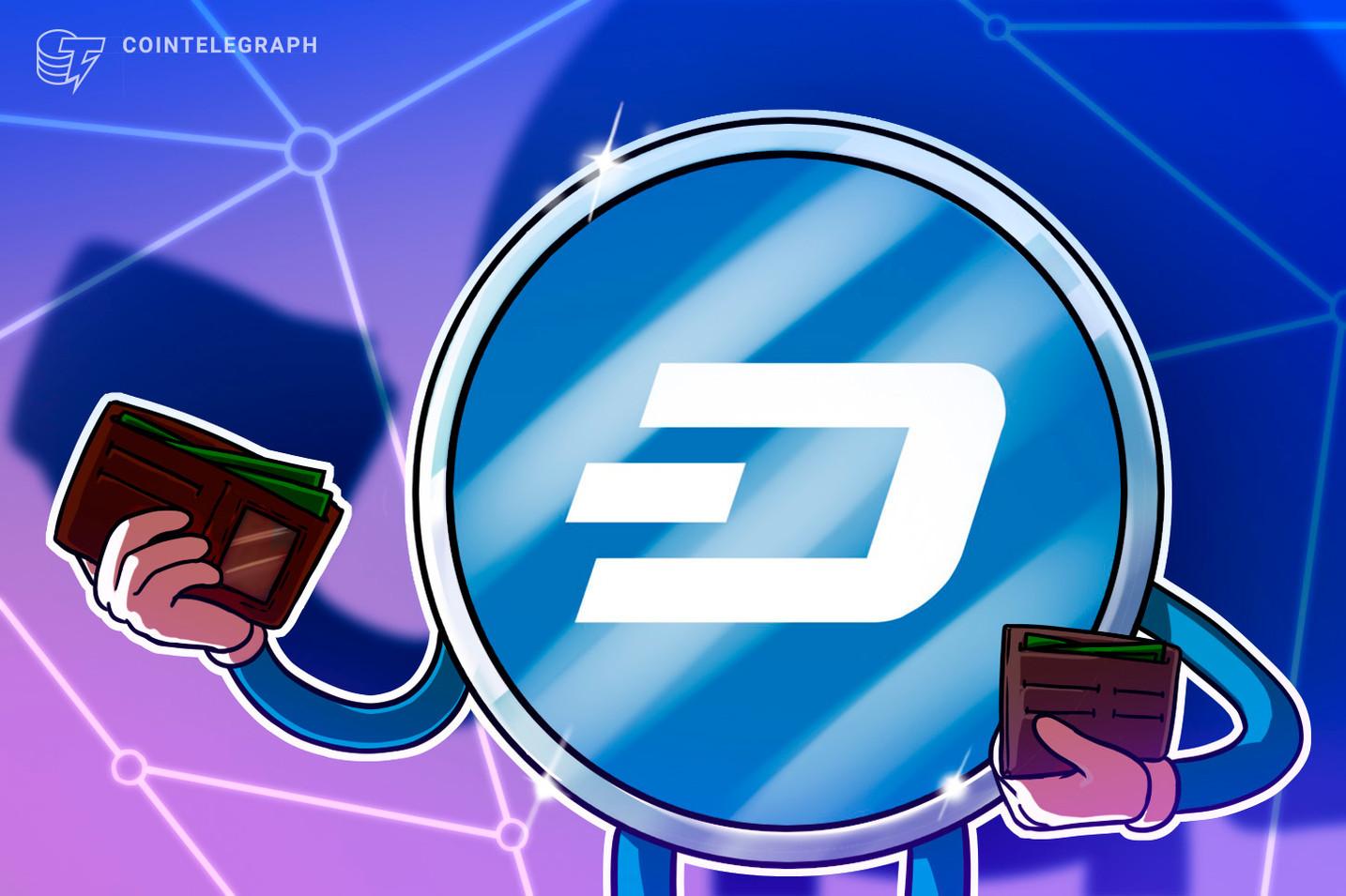 Dash lanza aplicación para consumidores que permite aceptar su criptomoneda en más de 155,000 puntos de venta