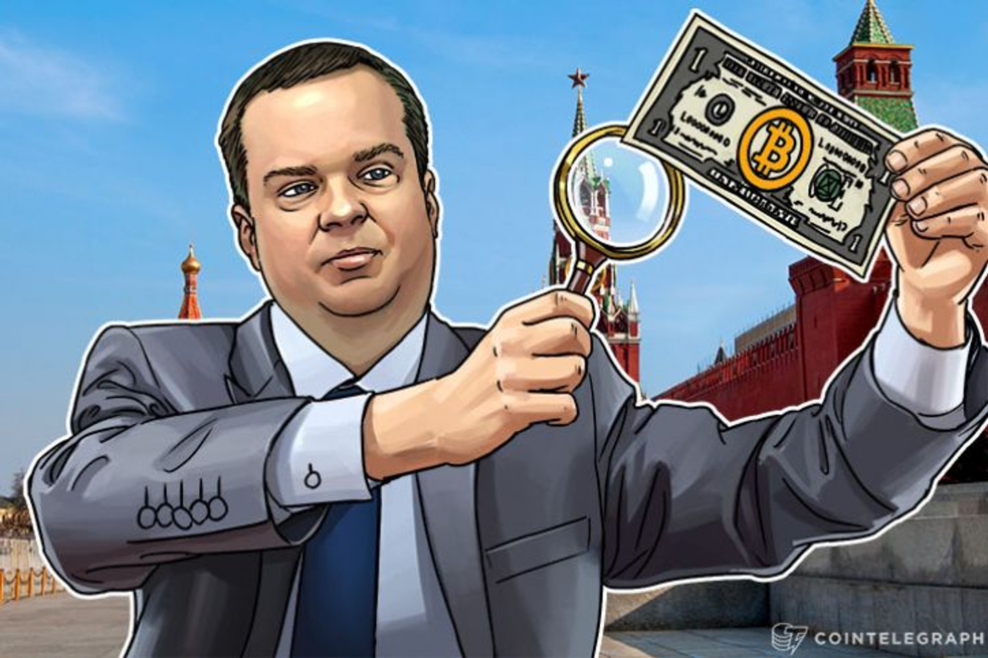Russia May Ban Bitcoin Payments Entirely: Deputy Finance Minister