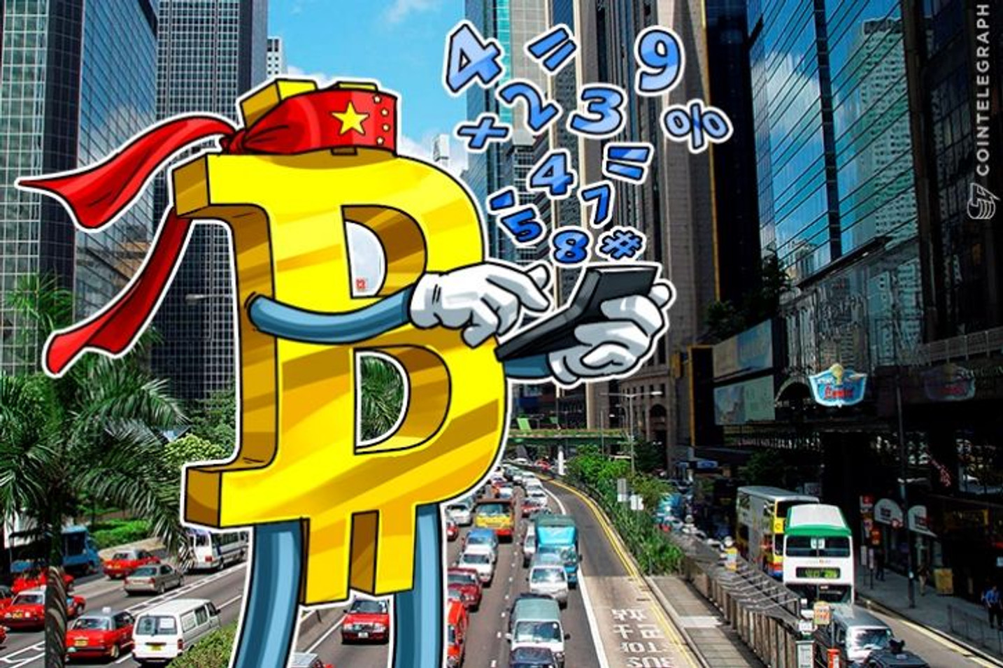 """Bitcoin Exchange Funds Reporting """"Not For All Users"""": Huobi"""