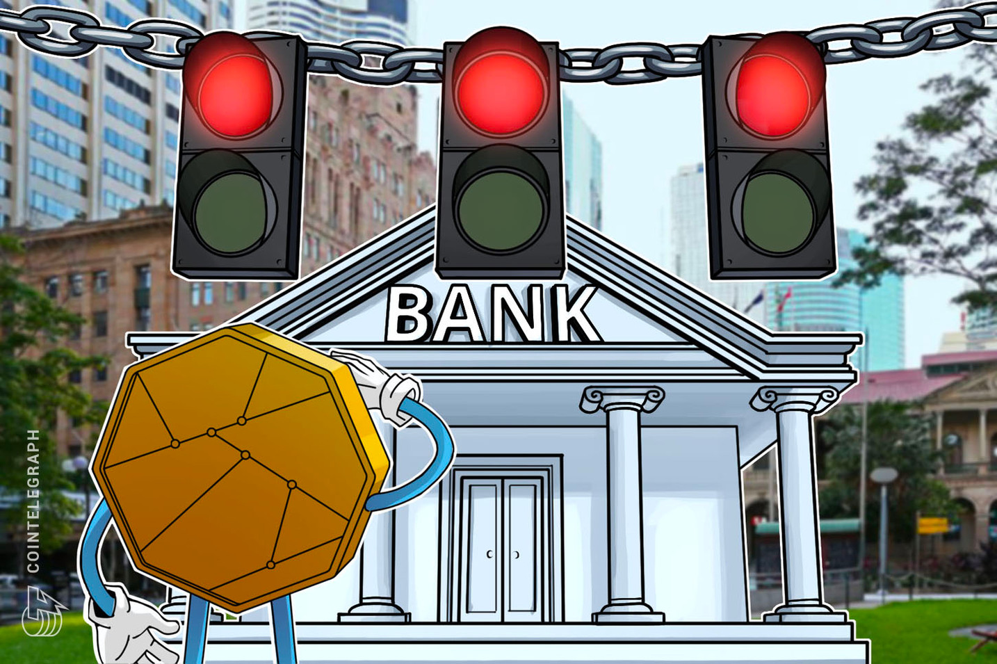 Australian Bank Bans Use of Home Equity Loans for Crypto Trading