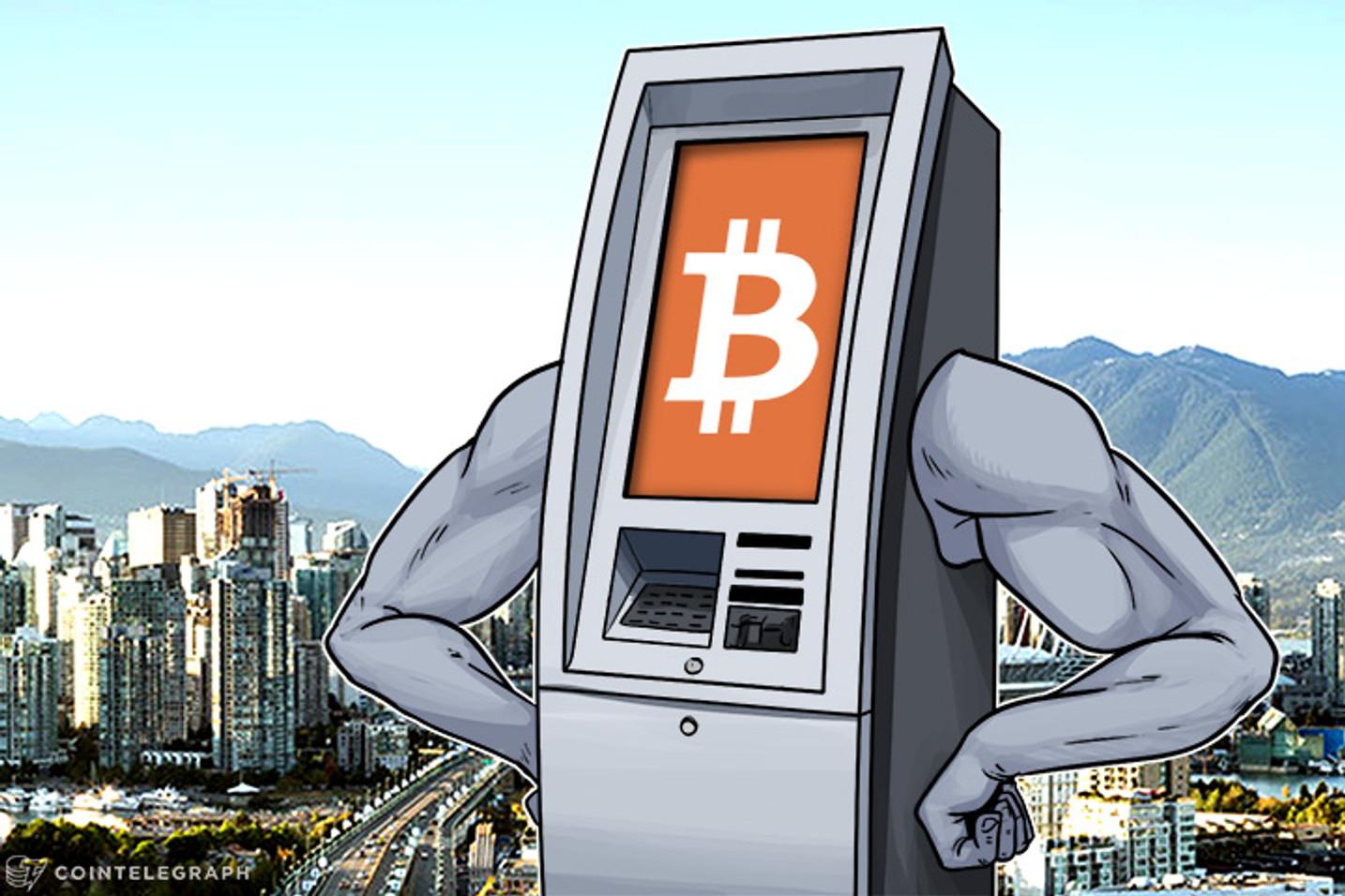 世界の仮想通貨ATM どのくらい増えた?(1月15日)