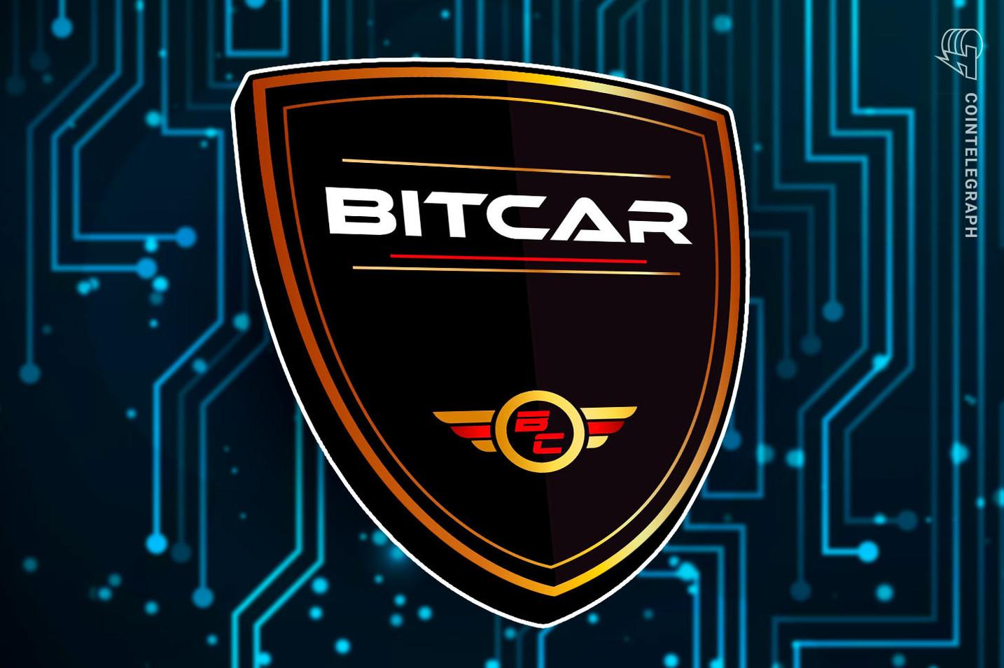 BitCar announces airdrop programme