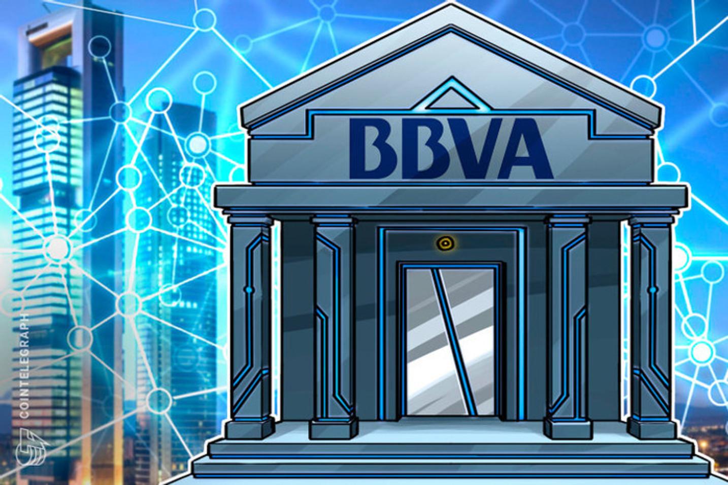 BBVA anuncia incorporación a red blockchain Trusple auspiciada por filial del grupo Alibaba