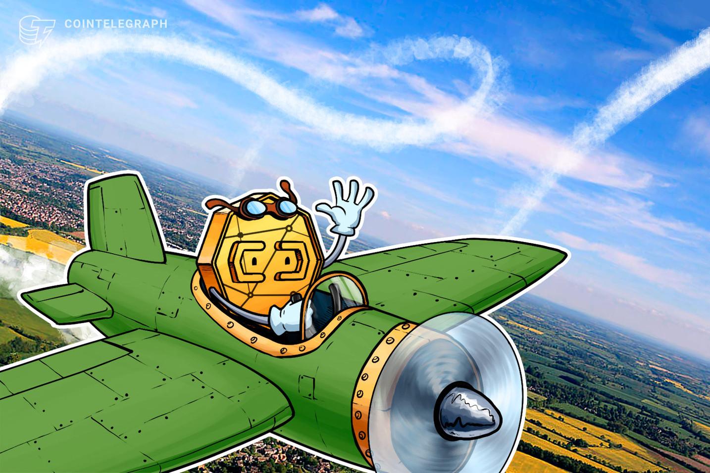 Bitcoin Approaches  $11,500 as Top Cryptos See Gains