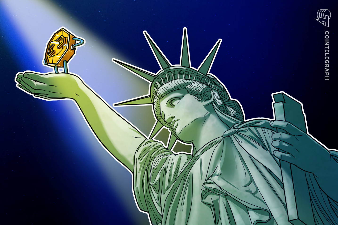 US Congressman Challenges Fed Chair on Threat of China's Digital Currency